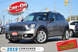 Used 2019 MINI Cooper Countryman Cooper S ALL4 LEATHER PANO ROOF REAR CAM HTD SEATS for sale in Ottawa, ON