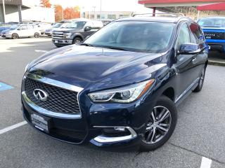 Used 2017 Infiniti QX60 Base for sale in North Vancouver, BC
