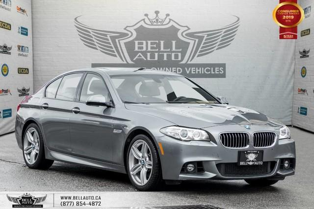 2015 BMW 5 Series 535i xDrive, M PKG, AWD, NO ACCIDENT, NAVI, BACK-UP CAM, SENSORS, SOLD