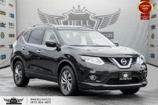 Used 2015 Nissan Rogue SL, AWD, NAVI, 360 CAM, PANO ROOF, LEATHER, PUSH START for sale in Toronto, ON