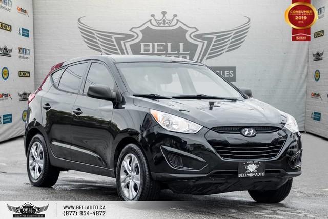 2012 Hyundai Tucson GL, 2 YEAR WARRANTY INCLUDED, HEATED SEATS, BLUETOOTH