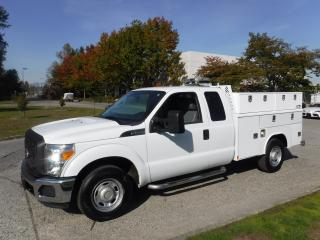 Used 2011 Ford F-250 SD SuperCab 2WD Service Truck for sale in Burnaby, BC