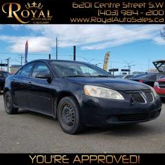 Used 2006 Pontiac G6 for sale in Calgary, AB