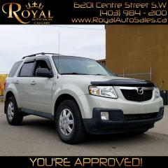 Used 2009 Mazda Tribute GX V6 for sale in Calgary, AB