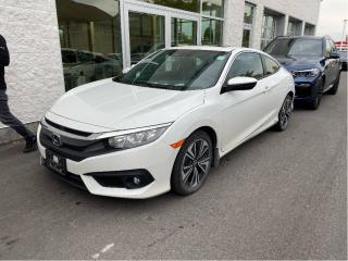 Used 2016 Honda Civic Coupe EX-T CVT HS NAVI,TURBO for sale in Ottawa, ON