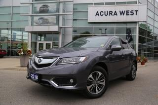Used 2018 Acura RDX Elite AWD for sale in London, ON