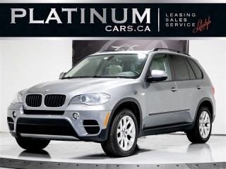 Used 2013 BMW X5 xDrive35i Sport Activity, NAVI, 360 CAM, Pano for sale in Toronto, ON