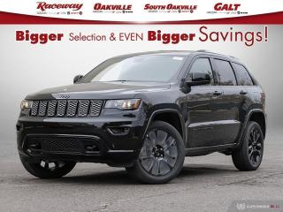 Used 2020 Jeep Grand Cherokee Altitude for sale in Etobicoke, ON