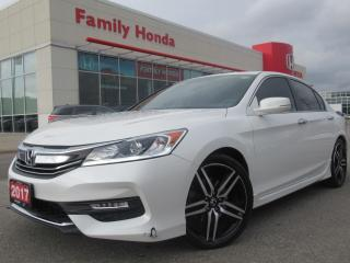Used 2017 Honda Accord Sport | ALL SEASON MATS | for sale in Brampton, ON