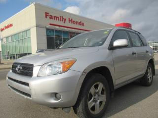 Used 2008 Toyota RAV4 HEAT/AC | MULTI-FUNCTIONAL AUDIO SYSTEM | for sale in Brampton, ON