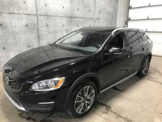 Used 2017 Volvo V60 T5 AWD PREMIUM GPS CAMERA DE RECUL for sale in St-Nicolas, QC