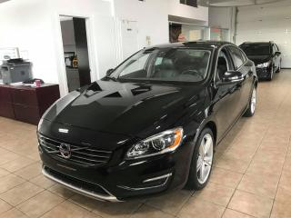 Used 2016 Volvo S60 T5 AWD PREMIUM GPS for sale in St-Nicolas, QC