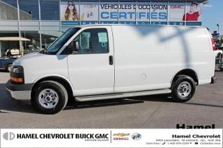 Used 2017 GMC Savana - for sale in St-Léonard, QC