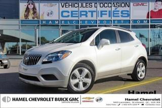 Used 2016 Buick Encore - for sale in St-Léonard, QC