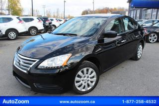 Used 2015 Nissan Sentra 1.8 S for sale in Laval, QC