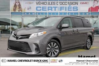 Used 2019 Toyota Sienna LE for sale in St-Léonard, QC