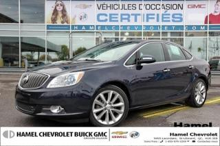 Used 2015 Buick Verano Premium Group for sale in St-Léonard, QC