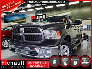 Used 2017 RAM 1500 Cabine multiplaces 4X4 for sale in Châteauguay, QC