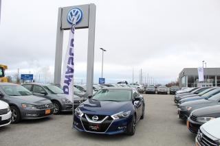 Used 2016 Nissan Maxima Platinum for sale in Whitby, ON