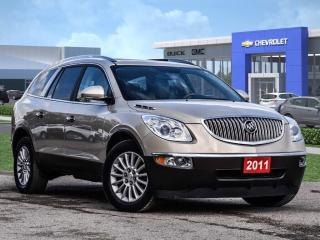 Used 2011 Buick Enclave CXL1 for sale in Markham, ON