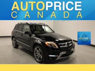 Used 2015 Mercedes-Benz GLK-Class SPORT PKG|NAVIGATION|PANROOF for sale in Mississauga, ON