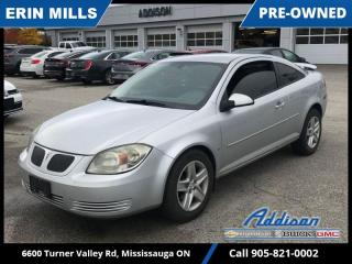Used 2008 Pontiac G5 2D Coupe  AS IS SPECIAL!!! for sale in Mississauga, ON
