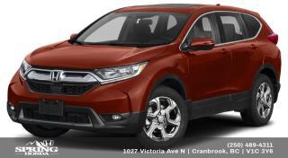 Used 2019 Honda CR-V EX-L for sale in Cranbrook, BC