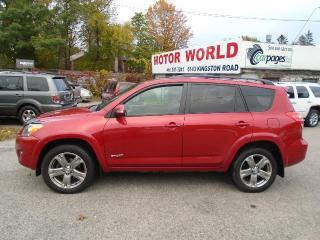 Used 2010 Toyota RAV4 Sport for sale in Scarborough, ON