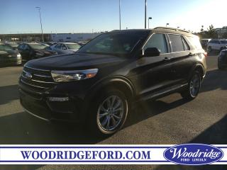 Used 2020 Ford Explorer XLT for sale in Calgary, AB