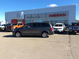 Used 2017 Dodge Grand Caravan Crew for sale in Smiths Falls, ON