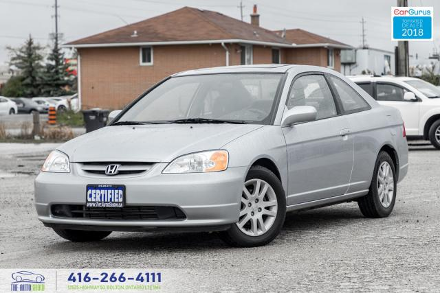 2002 Honda Civic Si M-5 1 Owner Clean Carfax Certified Serviced 74k