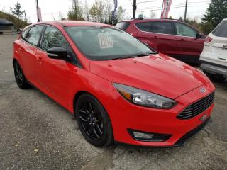 Used 2015 Ford Focus SE automatique for sale in Mascouche, QC