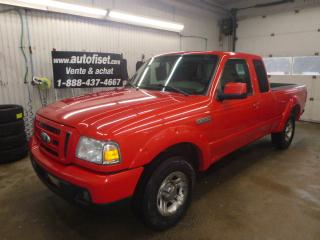 Used 2007 Ford Ranger 2WD SuperCab 126  Sport for sale in St-Raymond, QC