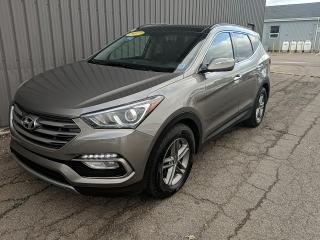 Used 2017 Hyundai Santa Fe Sport 2.4 SE ALL WHEEL DRIVE | LEATHER INTERIOR | PANORAMIC ROOF | HEATED FRONT AND REAR SEATS for sale in Charlottetown, PE