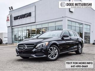 Used 2018 Mercedes-Benz C 300 Wagon for sale in Mississauga, ON