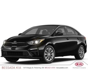 Used 2020 Kia Forte Sedan LX IVT for sale in Pickering, ON
