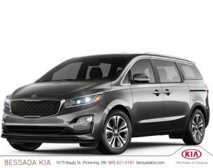 New 2020 Kia Sedona SX Tech for sale in Pickering, ON