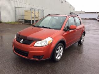 Used 2008 Suzuki SX4 Fastback 5 portes, automatique, JX tract for sale in Quebec, QC