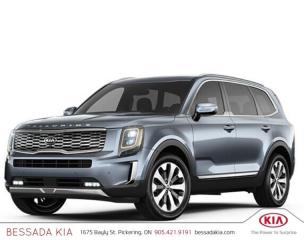Used 2020 Kia Telluride SX AWD for sale in Pickering, ON