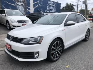Used 2013 Volkswagen Jetta GLI for sale in Toronto, ON