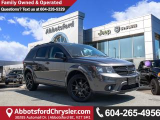 Used 2017 Dodge Journey SXT *LOCALLY DRIVEN* for sale in Abbotsford, BC