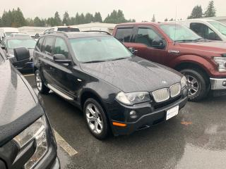 Used 2010 BMW X3 xDrive30i for sale in Surrey, BC