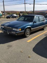 Used 1989 Cadillac Fleetwood for sale in Saint Chrysostome, PE