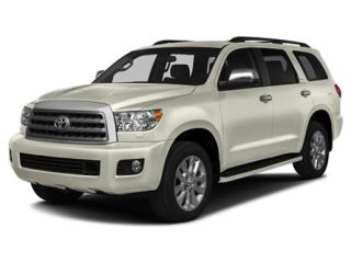 Used 2014 Toyota Sequoia PLATINUM - NAVI|LEATHER|CAMERA|BLUETOOTH for sale in Ancaster, ON