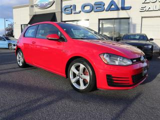 Used 2015 Volkswagen GTI 6 SPEED , ALL ORIGINAL. for sale in Ottawa, ON