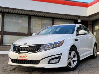 Used 2014 Kia Optima LX Heated Seats | Bluetooth | No Accidents for sale in Waterloo, ON