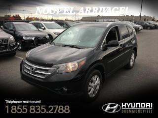 Used 2013 Honda CR-V EX + 36 084KM + AWD + TOIT + MAGS + WOW for sale in Drummondville, QC