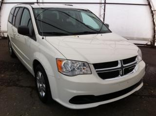 Used 2013 Dodge Grand Caravan SE/SXT REAR CLIMATE CONTROLS, POWER WINDOW GROUP, HANDSFREE BLUETOOTH for sale in Ottawa, ON