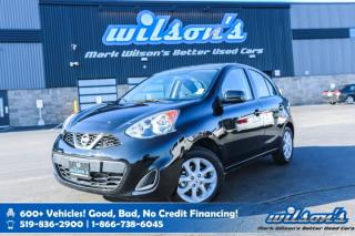Used 2019 Nissan Micra SV Hatchback Used, Rear Camera, Bluetooth, Cruise Control, Power Group, and more! for sale in Guelph, ON