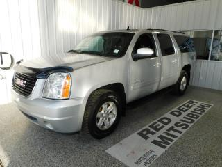 Used 2014 GMC Yukon XL 1500 SLE for sale in Red Deer, AB